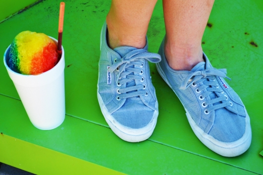 The perfect classic kick: Superga sneakers